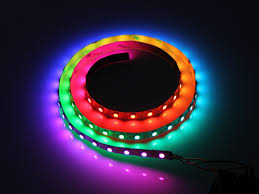digital rgb led flexi 30 led 1 meter led for interaction