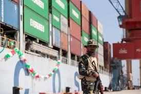 the china pakistan economic corridor cpec underway and under