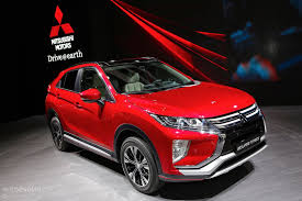mitsubishi eclipse concept 2018 mitsubishi eclipse cross looks even better up close and