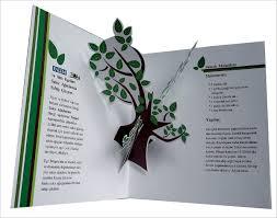 pop up brochure template 14 pop up brochures free psd vector eps png format