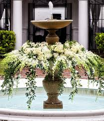 Wedding Flowers Arrangements - 27 best fountain decor and flowers images on pinterest flower