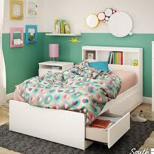 south shore reevo twin mate u0027s u0026 captain u0027s bed with bookcase