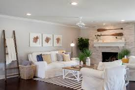 Where To Place Tv In Living Room by 13 Coastal Cool Living Rooms Hgtv U0027s Decorating U0026 Design Blog