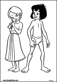 100 ideas jungle book 2 coloring pages emergingartspdx