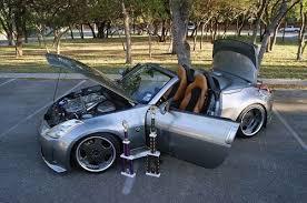 custom nissan 350z for sale sell used custom body kit lowered exhaust spoiler fast dvd