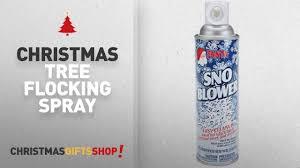 most popular tree flocking spray 499 0523 snow