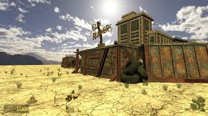 New Vegas Map Fallout New Vegas Roleplay V2