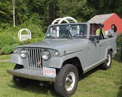 jeep commando hurst kaiser c101 jeepster commando kaiser pinterest jeeps car