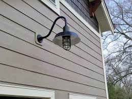Outdoor Gooseneck Barn Lights Nice Outdoor Garage Wall Lights Wall Sconces Gooseneck Lights Add
