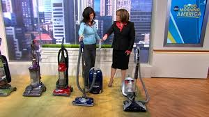 top picks consumer reports puts vacuum cleaners to the test abc