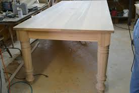 oak wood table legs farm dining table by the carpenter shop osborne wood videos