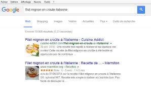 avis cuisine addict food rich snippets plugin spécial recettes cuisine