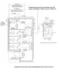Ada Bathroom Requirements by Bathroom Ada Bathroom Stall Marvelous On Bathroom Regarding