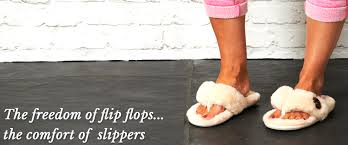 luxury flip flops style slippers for women at bedroom athletics
