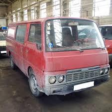 nissan vanette modified interior nissan caravan e23 datsun nissan trucks vans pinterest