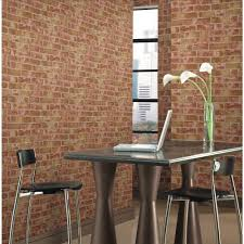 stone brick and wood wallpaper wallpaper u0026 borders the home