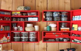 Garage Organization Categories - design trends categories diy overhead garage storage rack plans