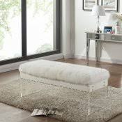 Meridian Furniture 295 C Lorenzo Coffee Table In Gold Mason Coffee Table 216 In Golden Tone W Options By Meridian