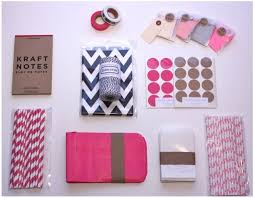 pretty packaging and supplies crafty gifts