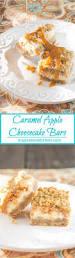 the 25 best caramel apple cheesecake bars ideas on pinterest