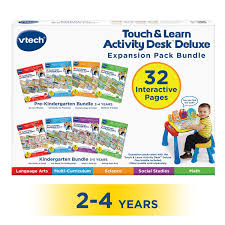 vtech table touch and learn amazon com vtech touch and learn activity desk deluxe 4 in 1
