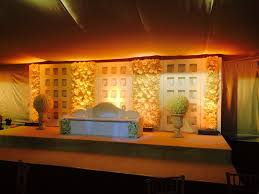 wedding backdrop on stage wedding stages maz eventsmaz events