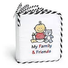 photo albums for babies baby s my photo album of family friends baby