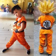 Anime Costumes Halloween Mens Children U0027s Anime Dragon Ball Monkey Cosplay Costumes