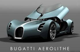 future bugatti bugatti aerolithe