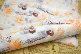 custom wrapping paper grease proof sandwich wrapping paper custom printed food wrapping