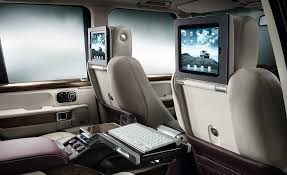 new land rover interior 170 000 range rover autobiography ultimate edition headed to