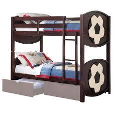 Bunk Beds Espresso Acme Furniture All Bunk Bed Espresso Free