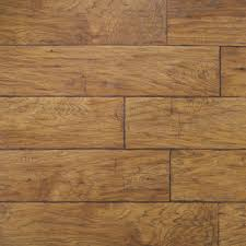 Mineral Wood Laminate Flooring Texture Wood Hand Scraped Laminate Flooring