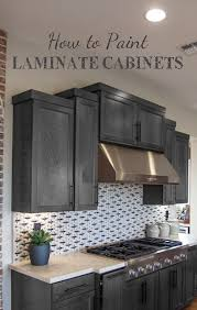 how to paint formica kitchen cabinets how to paint laminate cabinets painted furniture ideas