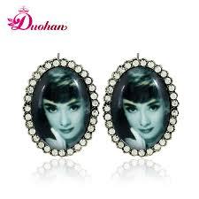 hepburn earrings compare prices on hepburn earrings online shopping buy low