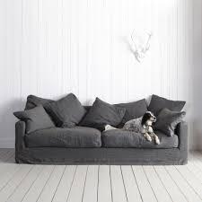 Grey Sofa Slipcover by Sofas Center Grayinen Sofa Wonderful Picture Design Grey