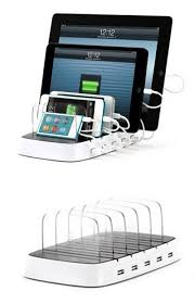 laptop charging station home make your own diy charging station
