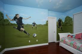 soccer decorations for bedroom soccer themed bedroom natalie s dream room pinterest