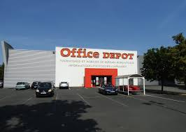 fournitures de bureau nantes magasin office depot nantes st herblain fournitures mobiliers de