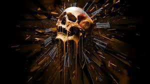 skull halloween background images of dark wallpapers flower skull sc