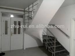 Removable Banister Aluminium Stainless Steel Stair Balustrades Handrail Aluminum