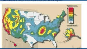 Fault Lines United States Map by Major U S Earthquake Fault Lines Youtube