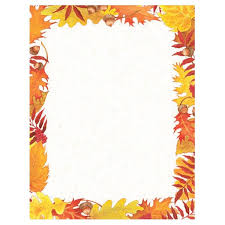 thanksgiving border 8 gclipart
