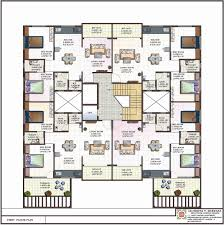 apartment building floor plans architecture inspiring floor plan of small modern apartment with