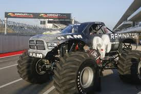 monster truck sets speed record