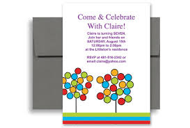 how to make your own birthday invitation design 5x7 in vertical