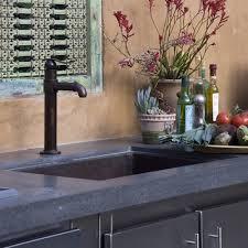 Copper Kitchen Sink by Native Trails Cocina 33