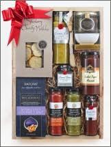 luxury hampers christmas gift baskets sydney melbourne