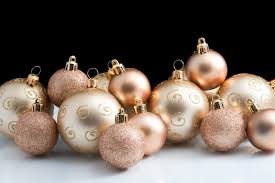 free stock photo 6816 collection of gold baubles