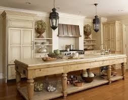 farmhouse kitchen islands 20 farmhouse kitchens for fixer style industrial flare for